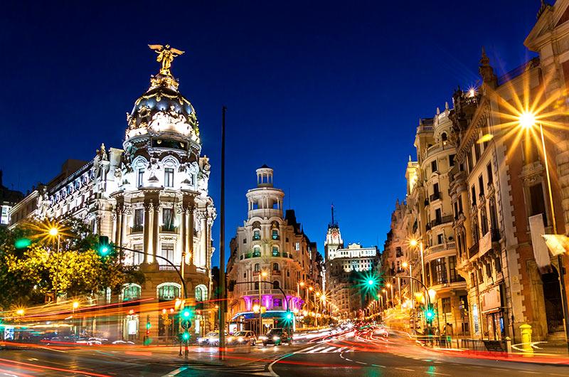 Atracciones turísticas de España