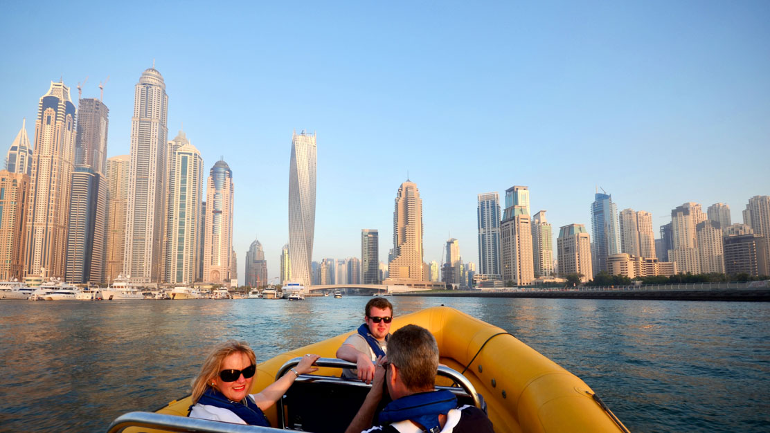 cali4travel - Tourism in Dubai