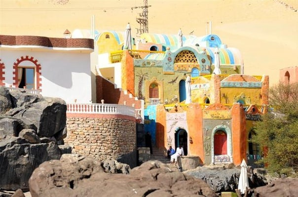 Cali4travel-Egypt Day Tour-nubian village aswan egypt