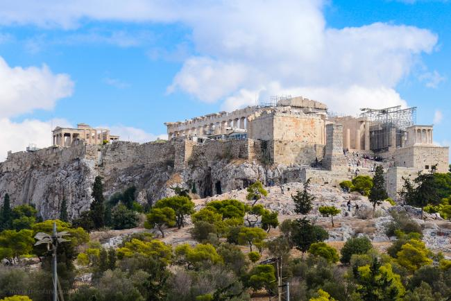 Cali4travel - Acropolis of Athens