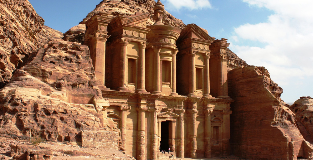 cali4travel - lost city of petra