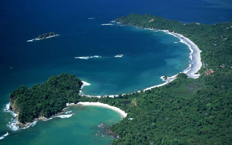 cali4travel - Manuel Antonio National Park, on Costa Rica