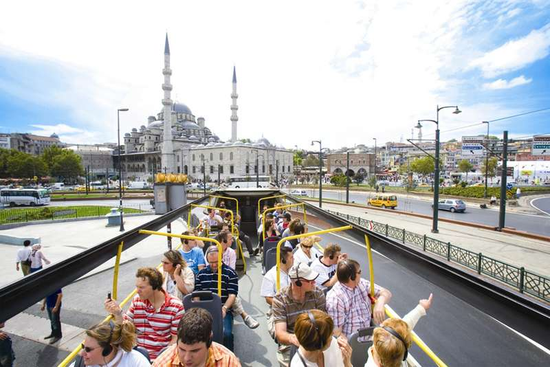 Cali4travel - city tour istanbul turkey