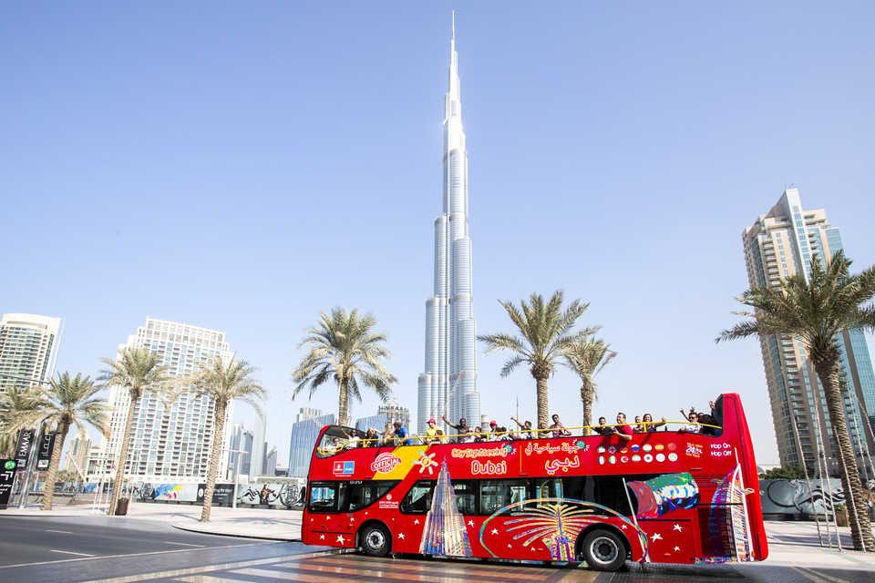 Cali4travel- Dubai Tour by Bus in city