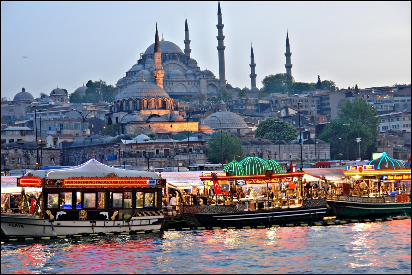 Cali4travel - Bosphorus-Cruise