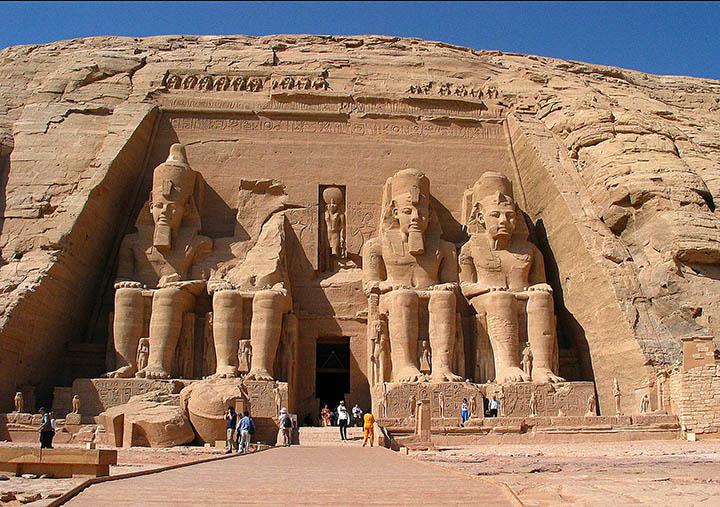Cali4travel-Egypt Day Tour-abu simbel