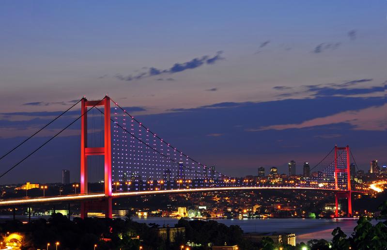 Cali4travel - istanbul bogaz