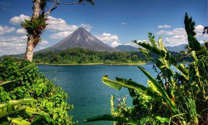 cali4travel - beach and volcano