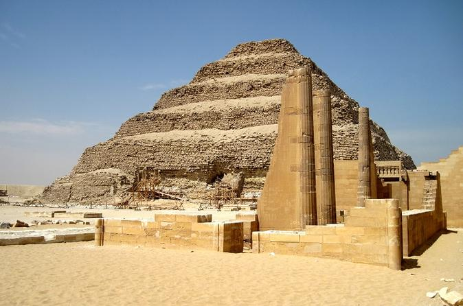 Cali4travel-Egypt Day Tour-pyramid of djoser