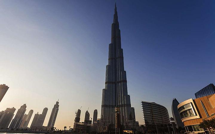 cali4travel - The Burj Khalifa known as the Burj Dubai