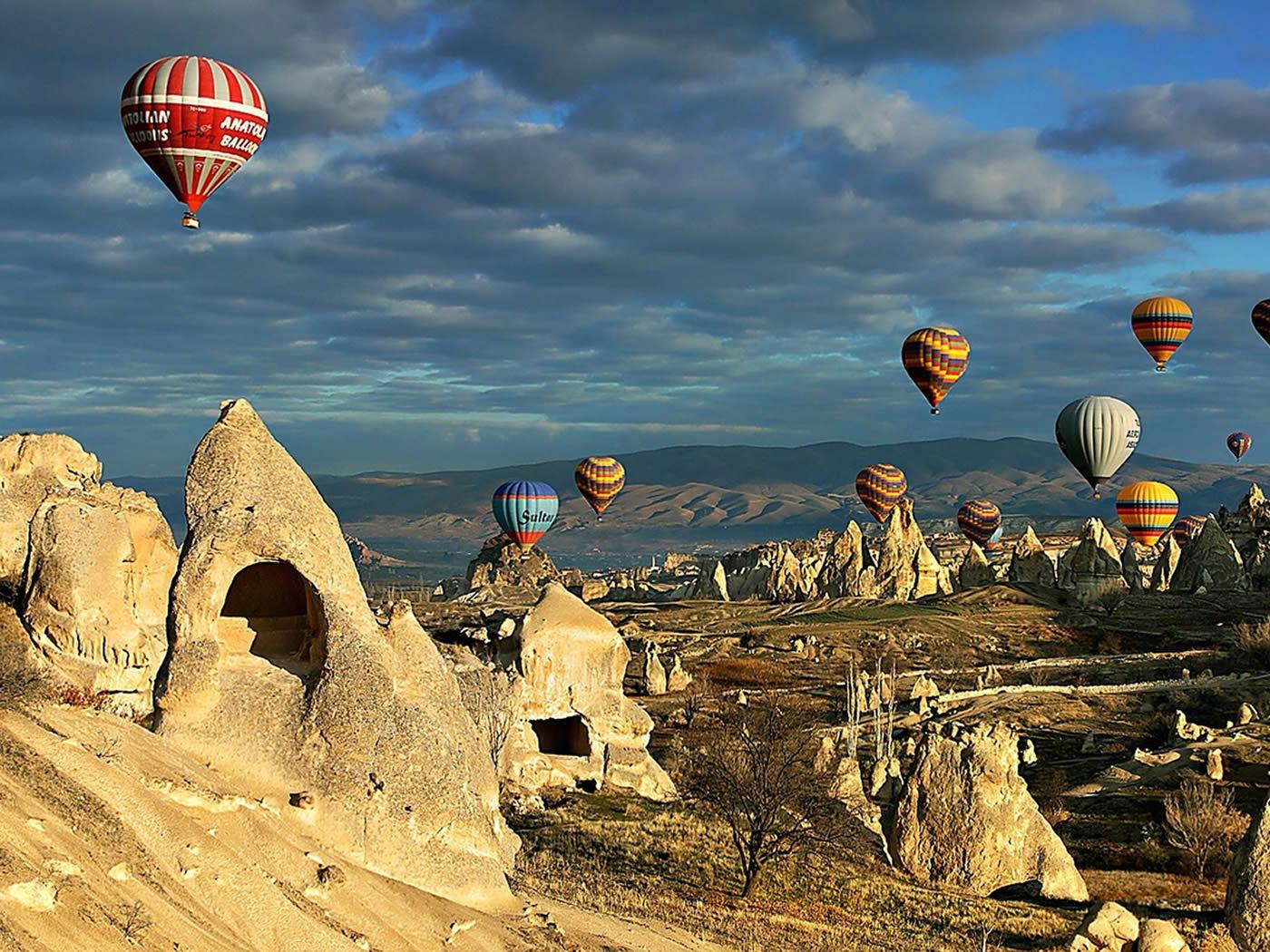 Cali4travel - göreme national park and the rock sites