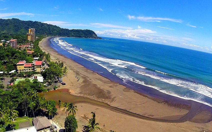 cali4travel - jaco beach costa rica