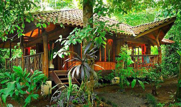 cali4travel - Playa Nicuesa Rainforest Lodge: Costa Rica Eco Lodge