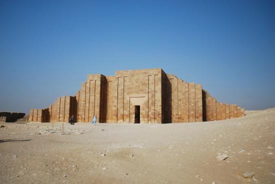 Cali4travel-Egypt Day Tour-funerary complex of djoser