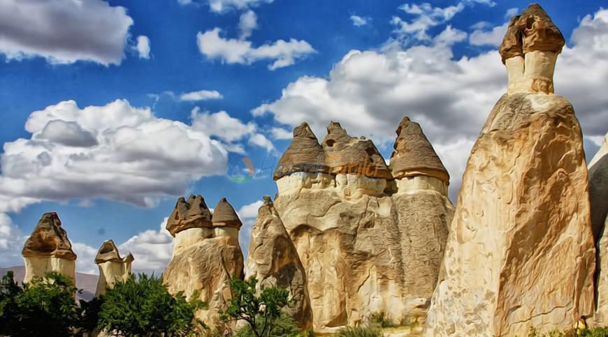 Cali4travel - cappadocia