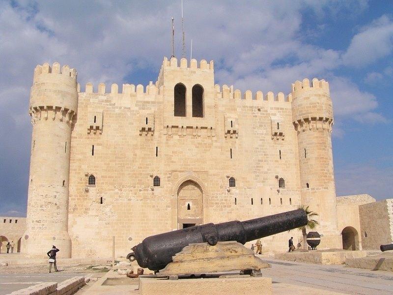 Cali4travel-Egypt Day Tour-citadel of qaitbay