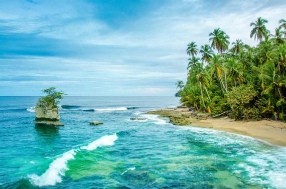 cali4travel - caribbean sea costa rica